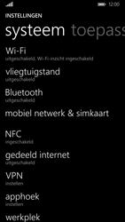 Nokia Lumia 830 - netwerk en bereik - gebruik in binnen- en buitenland - stap 4