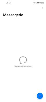 Huawei P40 Lite 5G - Contact, Appels, SMS/MMS - Envoyer un SMS - Étape 3