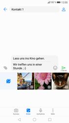 Huawei P8 Lite 2017 - MMS - Erstellen und senden - Schritt 17