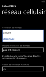 HTC Windows Phone 8S - Internet - Configuration manuelle - Étape 6