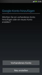 HTC One Max - Apps - Konto anlegen und einrichten - 4 / 22