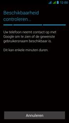Fairphone Fairphone 1 - Applicaties - Account aanmaken - Stap 10