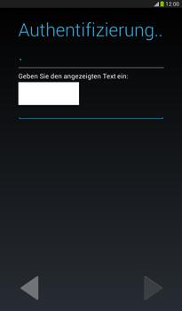 Samsung T211 Galaxy Tab 3 7-0 - Apps - Konto anlegen und einrichten - Schritt 18