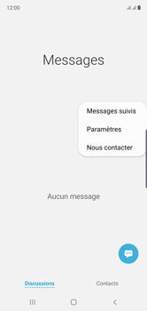 Samsung Galaxy Note10 - SMS - Configuration manuelle - Étape 5