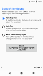 Sony Xperia XA2 - E-Mail - Konto einrichten (outlook) - 15 / 19