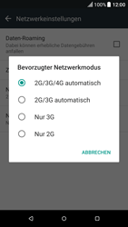 HTC One A9 - Netzwerk - Netzwerkeinstellungen ändern - 2 / 2