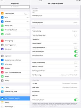 Apple iPad Pro 12.9 inch met iOS9 (Model A1652) - E-mail - Handmatig instellen - Stap 15