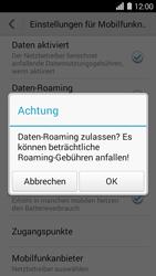 Huawei Ascend Y550 - Ausland - Im Ausland surfen – Datenroaming - 7 / 10