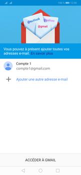 Huawei P30 Pro - E-mails - Ajouter ou modifier votre compte Gmail - Étape 12