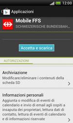 HTC Desire X - Applicazioni - Installazione delle applicazioni - Fase 21