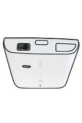 Sony Ericsson Xperia X8 - SIM-Karte - Einlegen - Schritt 6