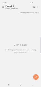 Samsung Galaxy S10 Plus - E-mail - Handmatig instellen - Stap 6