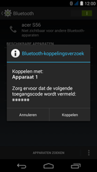 Acer Liquid Jade S - Bluetooth - koppelen met ander apparaat - Stap 9