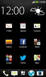 HTC Desire 500 - E-mail - envoyer un e-mail - Étape 2