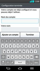 LG G2 - E-mails - Ajouter ou modifier un compte e-mail - Étape 18