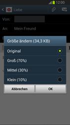 Samsung N7100 Galaxy Note 2 - E-Mail - E-Mail versenden - Schritt 14