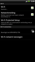 HTC X515m EVO 3D - Wifi - handmatig instellen - Stap 6