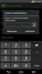 LG D955 G Flex - Anrufe - Rufumleitungen setzen und löschen - Schritt 8