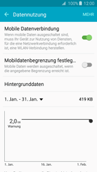 Samsung Galaxy J3 (2016) - Internet - Apn-Einstellungen - 6 / 35