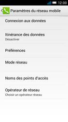 Alcatel One Touch Idol Mini - Réseau - Sélection manuelle du réseau - Étape 8
