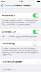 Apple iPhone 5s - Internet - Dataroaming uitschakelen - Stap 5