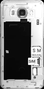 Samsung Galaxy J5 (2016) DualSim - SIM-Karte - Einlegen - 0 / 0