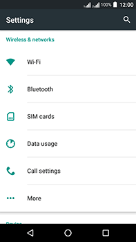 Acer Liquid Zest 4G Plus DualSim - Wi-Fi - Connect to Wi-Fi network - Step 4