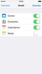 Apple iPhone SE - E-mail - Configurar Gmail - Paso 8