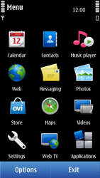 Nokia N8-00 - SMS - Manual configuration - Step 3