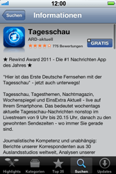 Apple iPhone 3G - Apps - Herunterladen - 6 / 10