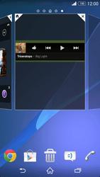 Sony Xperia Z3 - Prise en main - Installation de widgets et d