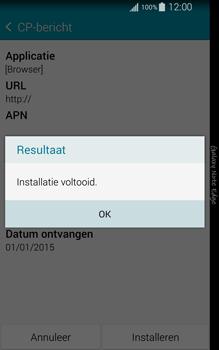 Samsung Galaxy Note Edge - internet - automatisch instellen - stap 7