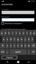 Microsoft Lumia 640 - E-mail - e-mail instellen: IMAP (aanbevolen) - Stap 9