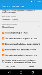 Sony Xperia Z3 - E-mail - 032c. Email wizard - Outlook - Fase 9