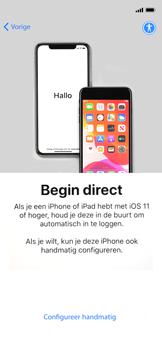 Apple iphone-x-met-ios-13-model-a1901 - Instellingen aanpassen - Nieuw toestel instellen - Stap 7