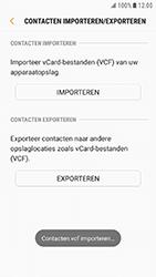 Samsung Galaxy Xcover 4 (SM-G390F) - Contacten en data - Contacten kopiëren van SIM naar toestel - Stap 10