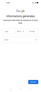 Oppo A72 - Applications - Créer un compte - Étape 8
