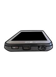 LG P970 Optimus Black - SIM-Karte - Einlegen - Schritt 6