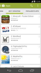 Huawei Ascend P7 - apps - app store gebruiken - stap 6