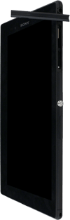 Sony Xperia Z Ultra LTE - SIM-Karte - Einlegen - 2 / 2