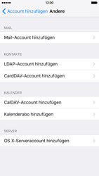 Apple iPhone 6 - E-Mail - Konto einrichten - 6 / 30