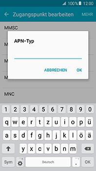 Samsung Galaxy A8 - Internet und Datenroaming - Manuelle Konfiguration - Schritt 13