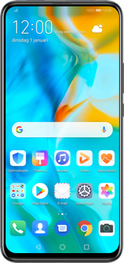 Huawei P Smart Z - MMS - handmatig instellen - Stap 16
