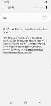Samsung galaxy-s9-android-pie - wifi - schakel Wi-Fi Assistentie uit - stap 7