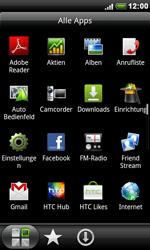 HTC Desire S - Internet - Apn-Einstellungen - 3 / 18
