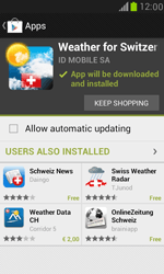 Samsung Galaxy S III Mini - Applications - Installing applications - Step 15