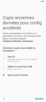 Samsung Galaxy A80 - Premiers pas - Configuration de l