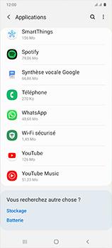 Samsung Galaxy A41 - Applications - Supprimer une application - Étape 5