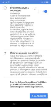 Huawei P20 Lite Dual-SIM (Model ANE-LX1) - Instellingen aanpassen - Nieuw toestel instellen - Stap 18