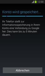 Samsung Galaxy Trend Lite - Apps - Einrichten des App Stores - Schritt 21